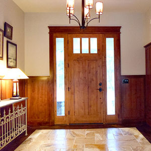 Custom Residential and Commercial Wood Work
