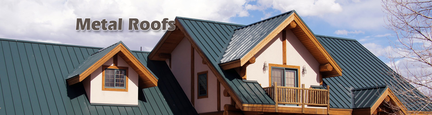Professional metal roofing medford