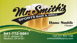 Mr Smith's Sports Bar