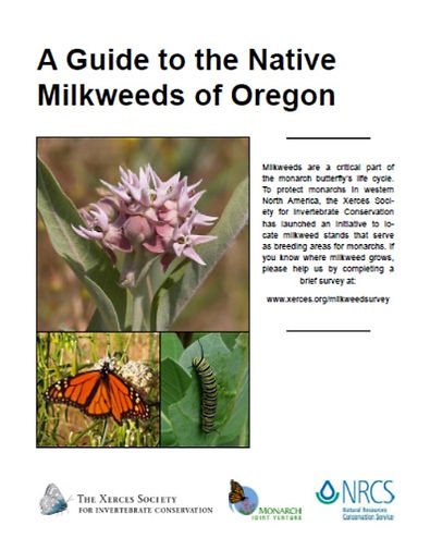 Guide to the Native Milkweed of Oregon.j