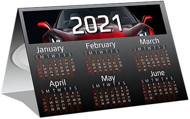 Southern Oregon Corvette Association Calendar 2021
