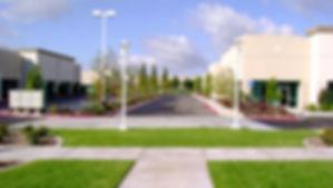 Commercial & Office Park Landscape Maintenance