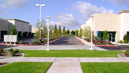 Commercial & Office Park Landscape Maintenance
