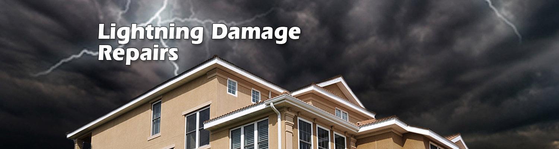 lightning damage repair medford
