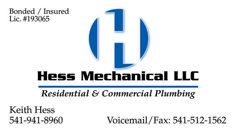 Hess Mechanical