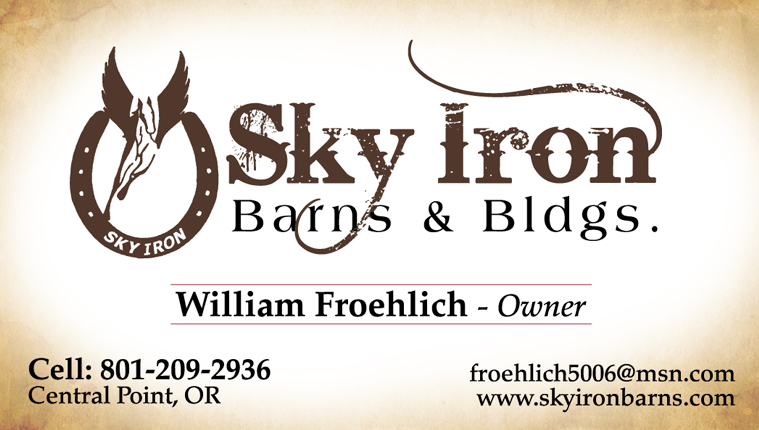 Sky Iron Barns