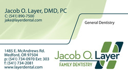 Jacob O Layer Family Dentistry