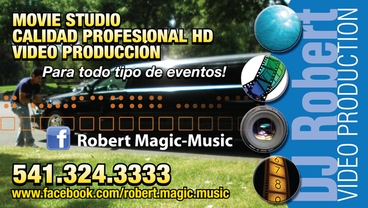 DJ Robert Video Production
