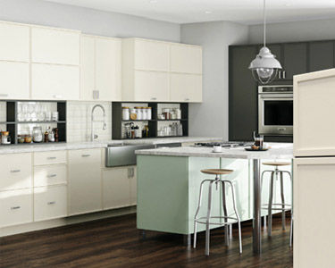 We offer Bellmont Kitchen Cabinets