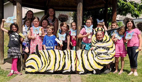 Future butterfly conservationists!
