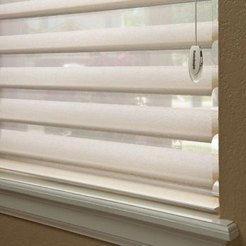 Silhouette Style Window Shades in Medford Oregon