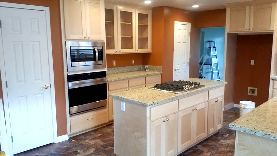 Custom Kitchen Cabinets in Medford
