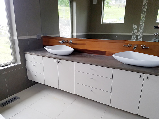 Custom Bathroom Cabinets Medford