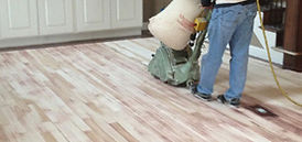 Wood Floor refinishing and restoration in medford oregon