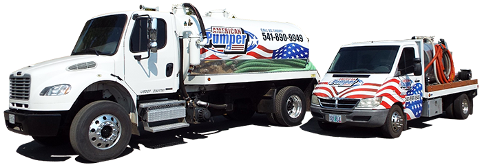 American Pumper offers Septic Tank pumping and cleaning & Grease Trap cleaning, service & Maintenance, Cleaning & Repair in Medford Oregon