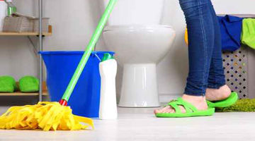 Affordable professional bathroom cleaning in Grants pass and Josephine County Oregon