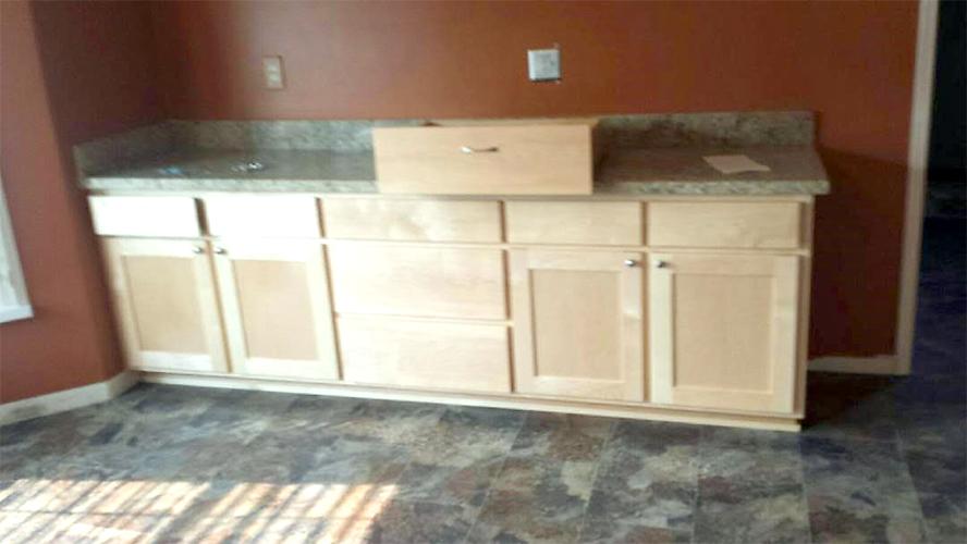 Custom residential cabinets medford