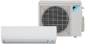 Nathan Perry Heating and Air Conditioning sales service repair and installation of Daikin ductless heat pumps in Medford and Southern Oregon.