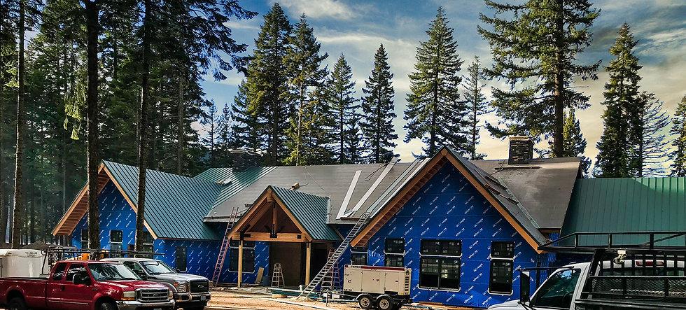 Custom Metal Roofing in Southern Oregon