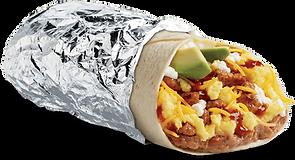 Breakfast Burritos in Medford Oregon