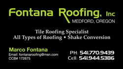 Fontana Roofing, Inc