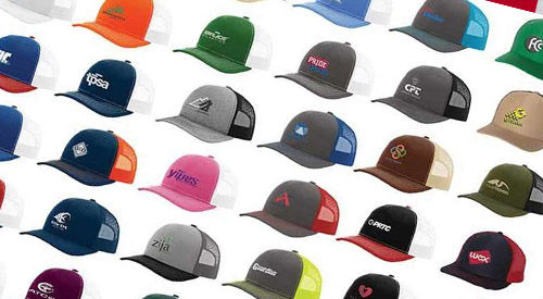 Apparel and Accessories Online Catalog Richardson Hats Medford Oregon