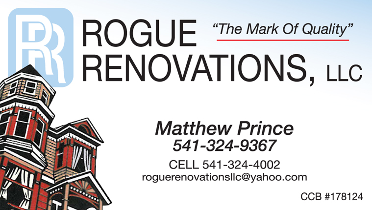 Rogue Renovations