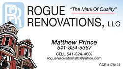 Rogue Renovations