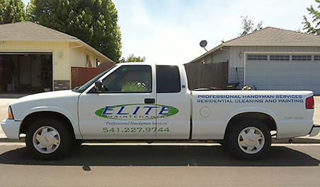 Elite Maintenance in Medford Oregon offers handyman services for both homeowners and property managers in southern oregon
