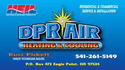 DPR Air Heating & Cooling
