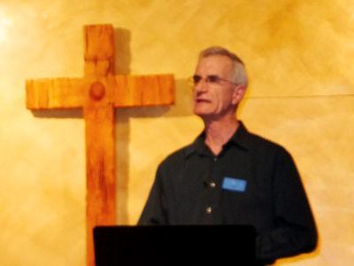 Paster Howard Preaching sm.jpg