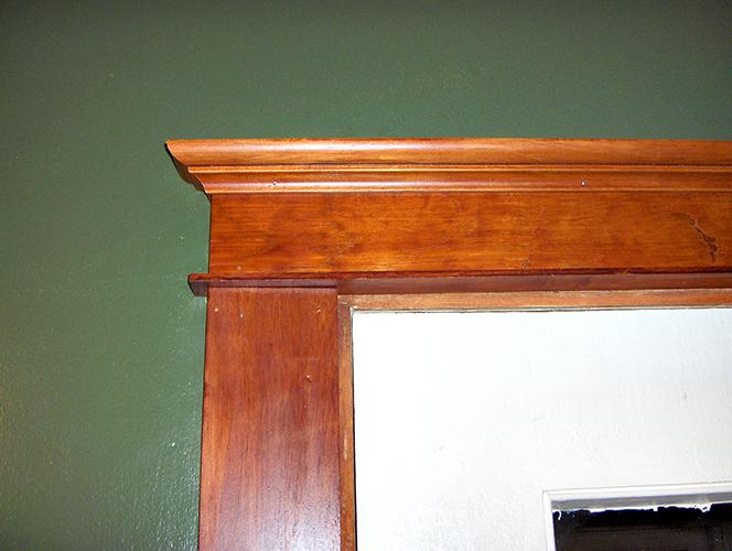 Custom Wood Door Trim Medford
