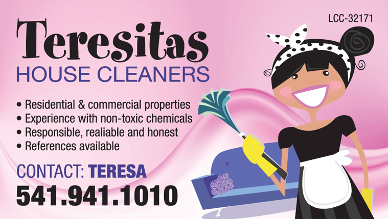 Teresitas House Cleaners