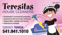Teresitas House Cleaners