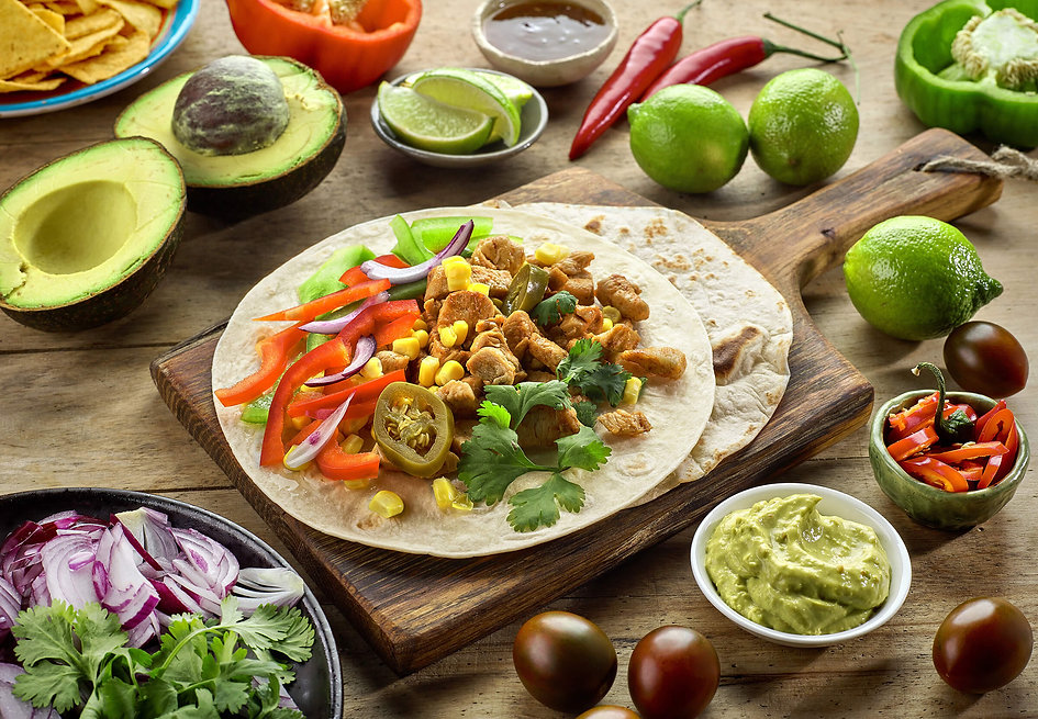 Serving breakfast and lunch including burritos, tacos, and quesadillas in Medford Oregon