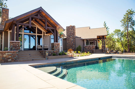 Custom Home Building Oregon