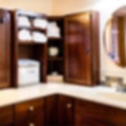 Custom Bathroom Cabinets in Medford Oregon