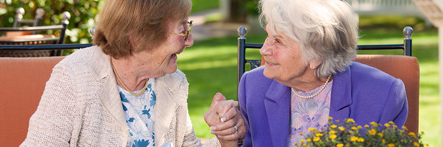 Ridgewater Residential Care provides social, educational and recreational activities for seniors.