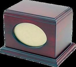 cherry wood pet urn medford oregon