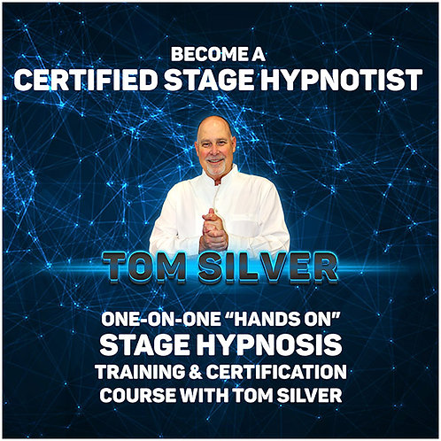 One-On-One Hands On Stage Hypnosis Training & Certification Course