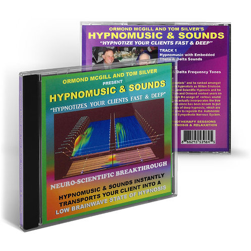 HYPNOMUSIC & SOUNDS CD