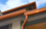 Custom high quality rain gutter and downspout systems in southern oregon