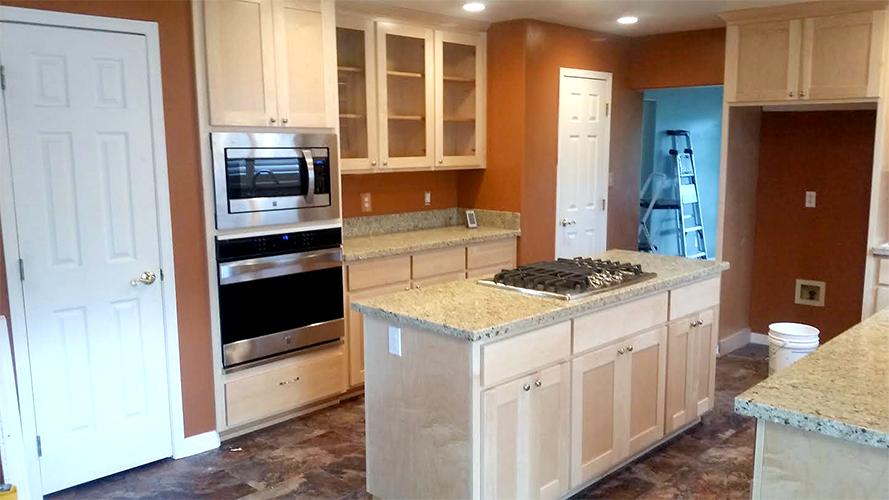 Medford Oregon Custom Cabinets Kitchen