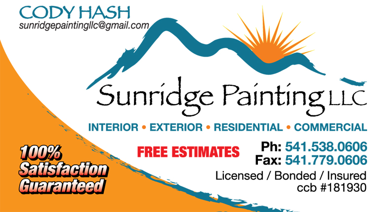 Sunridge Painting