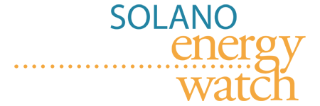 Solano Energy Watch is a joint venture between the County of Solano, Solano Economic Development Corporation and Pacific Gas and Electric Company (PG&E) designed to assist public agencies and private businesses with reducing greenhouse gas emissions while saving energy, water and money through energy efficiency.