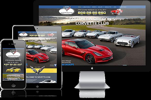 Affordable Professional Mobile Responsive Website Design in Medford Oregon