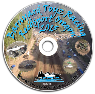 Myrtle Creek Rock Crawl DVD from Sky Lakes Media of Medford Oregon