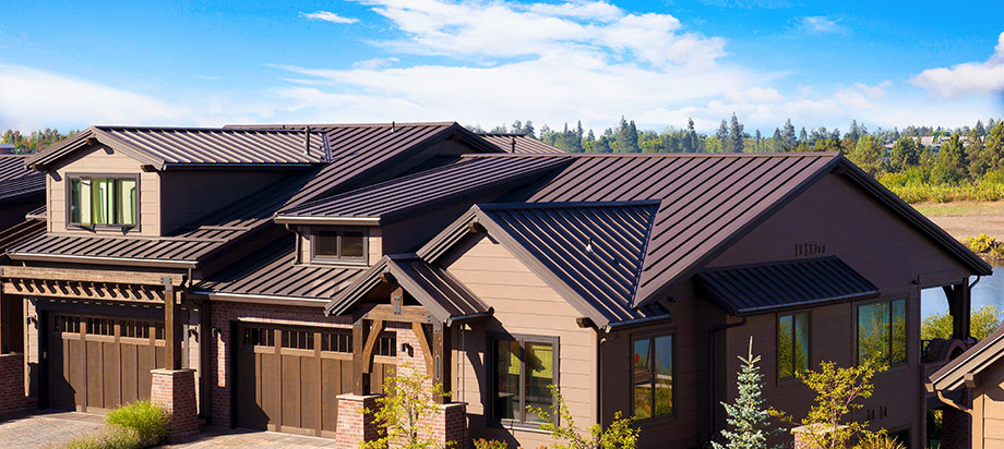 High quality metal roofing systems in medford oregon