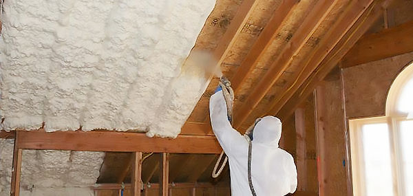commercial and residential spray foam insulation in southern oregonm
