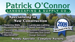Patrick O'Connor Landscaping